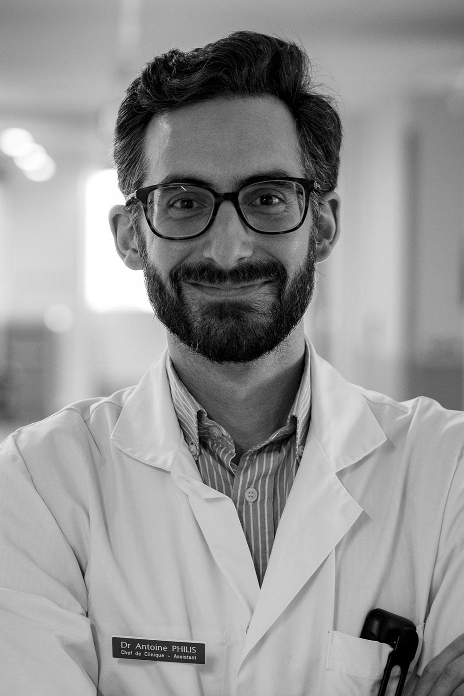 Dr Antoine Philis Département de chirurgie digestive Toulouse